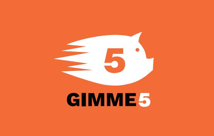 app gimme5